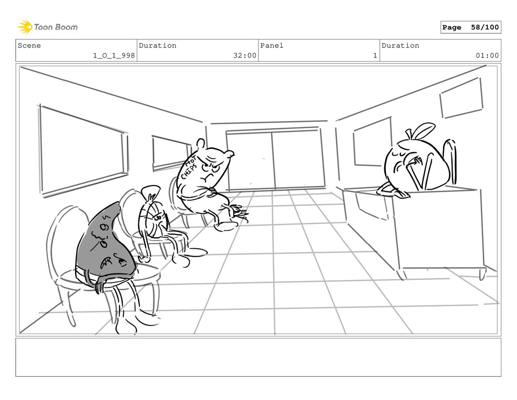 Scene 1_O_1_998 Duration 32:00 Panel 1 Duration...