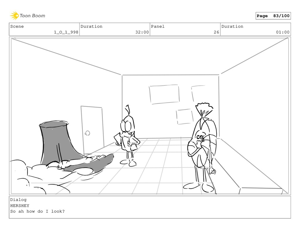 Scene 1_O_1_998 Duration 32:00 Panel 26 Duratio...