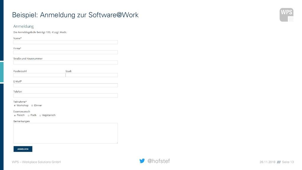 26.11.2018 //// Seite 13 WPS – Workplace Soluti...