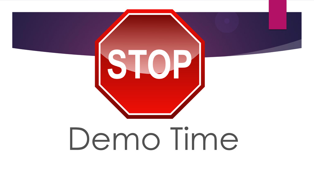 Demo Demo Time