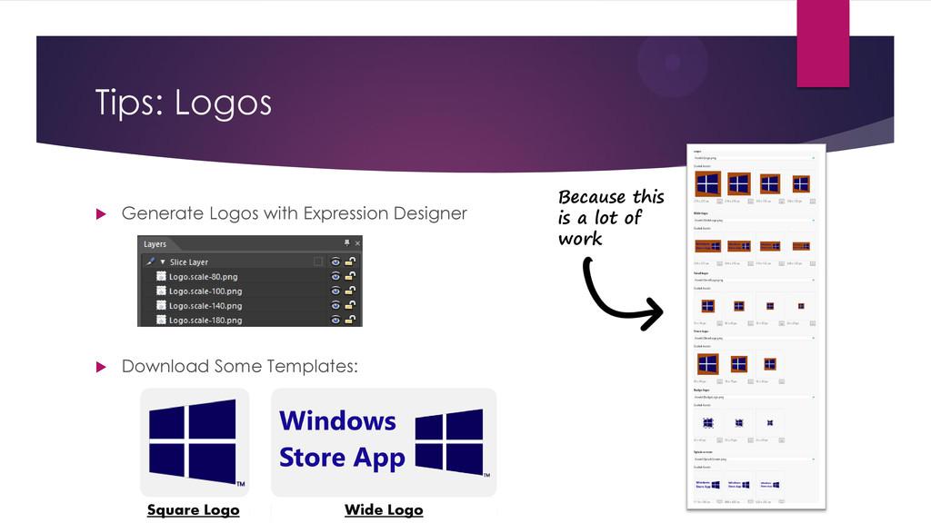 Tips: Logos  Generate Logos with Expression De...