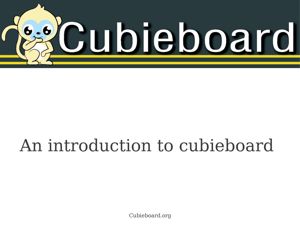 Cubieboard.org An introduction to cubieboard