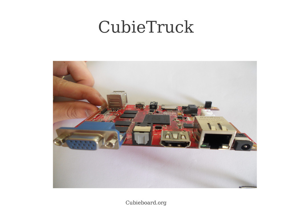 Cubieboard.org CubieTruck