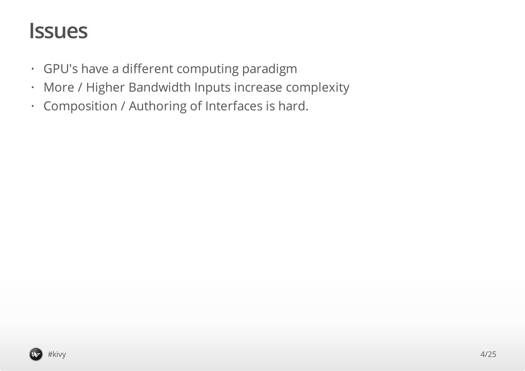 Issues #kivy GPU's have a different computing p...