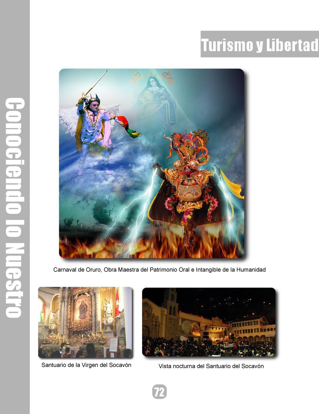 Carnaval de Oruro, Obra Maestra del Patrimonio ...