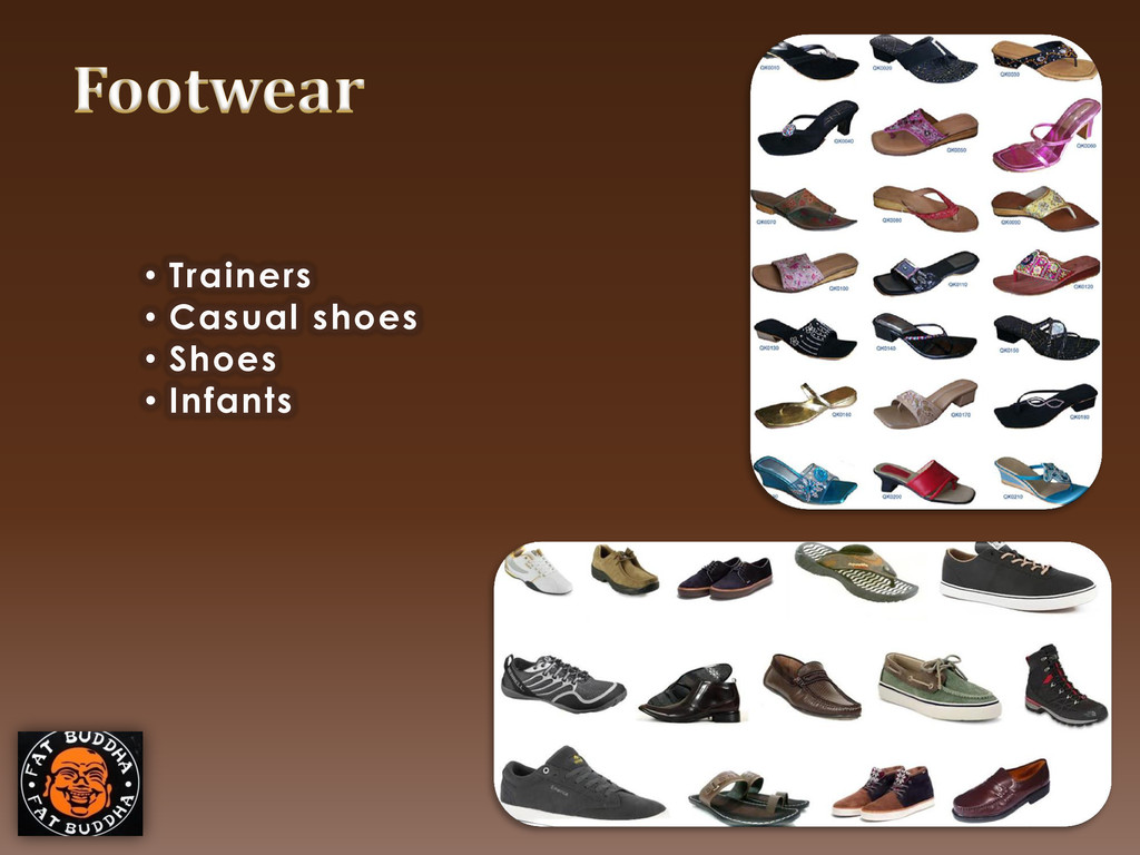 • Trainers • Casual shoes • Shoes • Infants