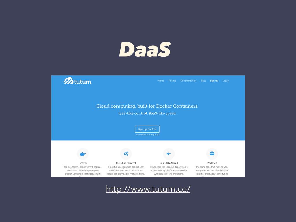 DaaS Rails Application Λ Docker ίϯςφʹͷͤͯ Docker...