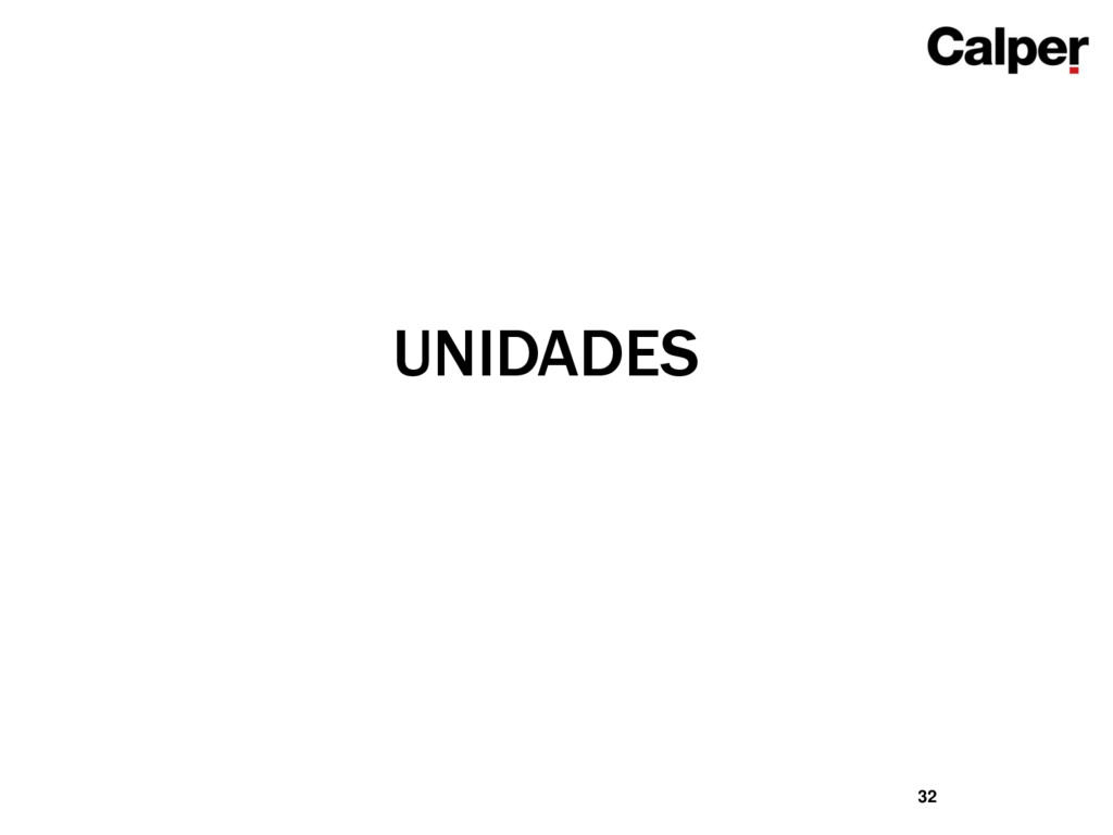 UNIDADES 32