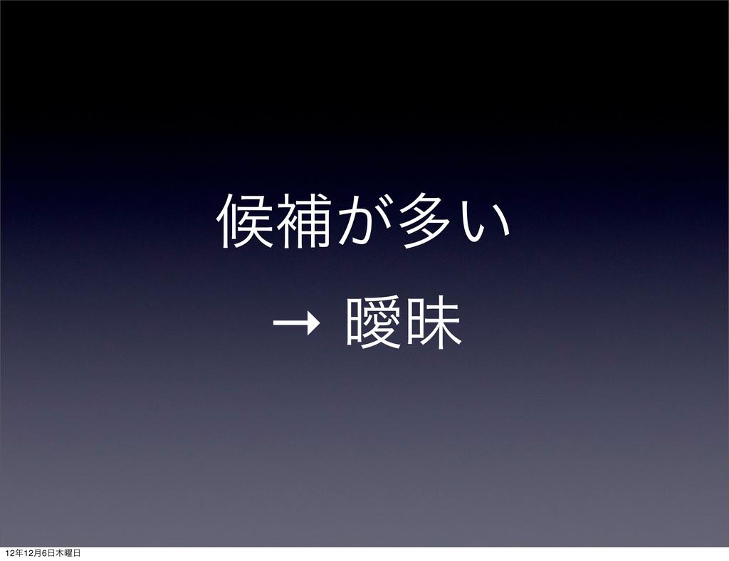 ީิ͕ଟ͍ → ᐆດ 1212݄6༵