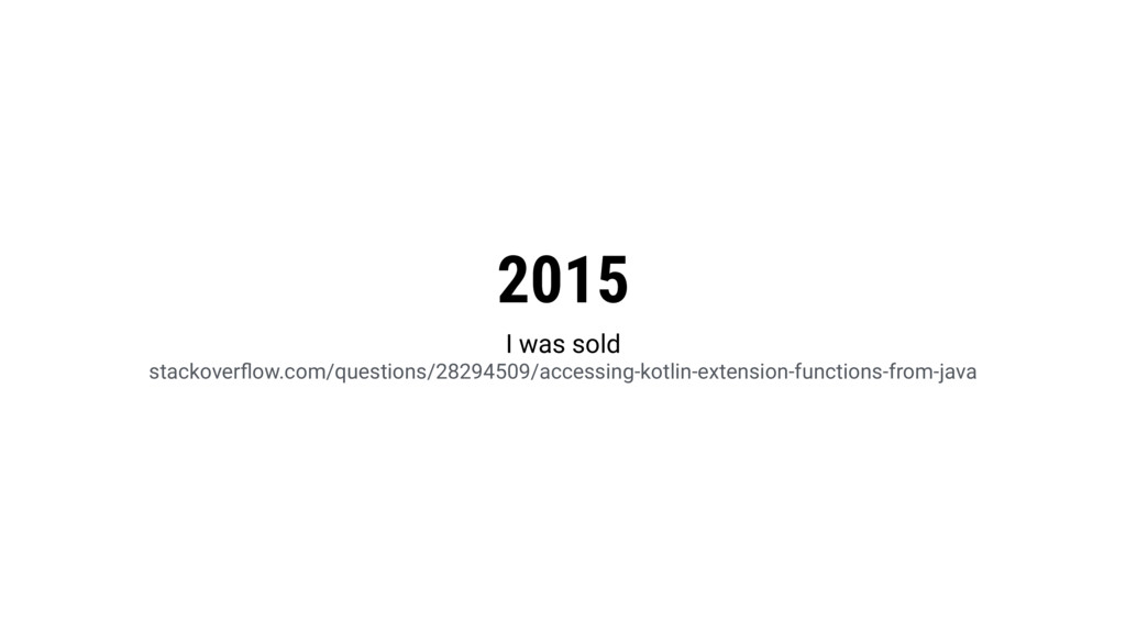 2015 I was sold stackoverflow.com/questions/2829...