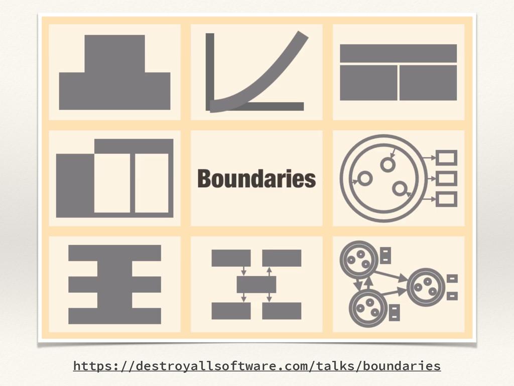 https://destroyallsoftware.com/talks/boundaries