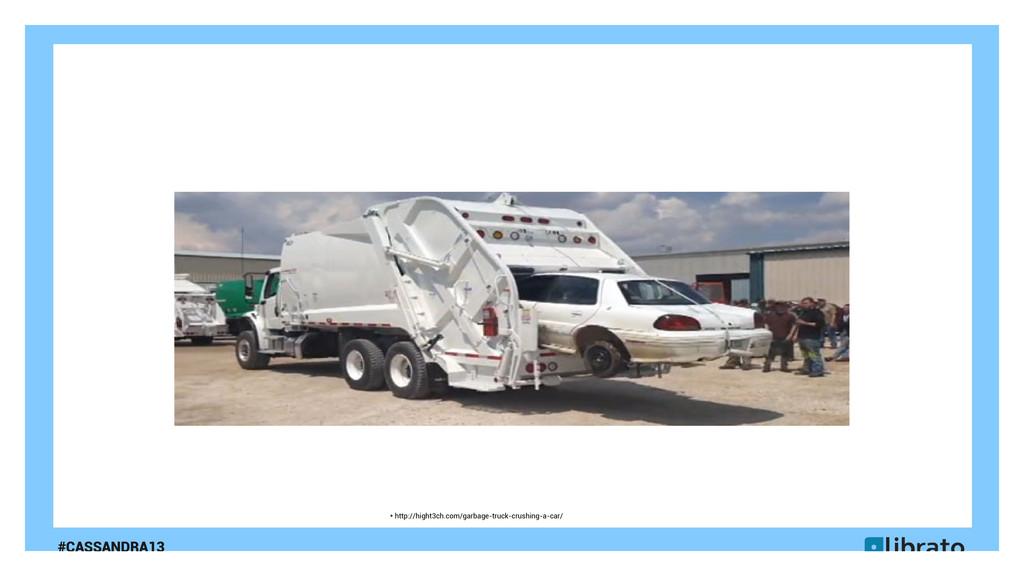 #CASSANDRA13 * http://hight3ch.com/garbage-truc...