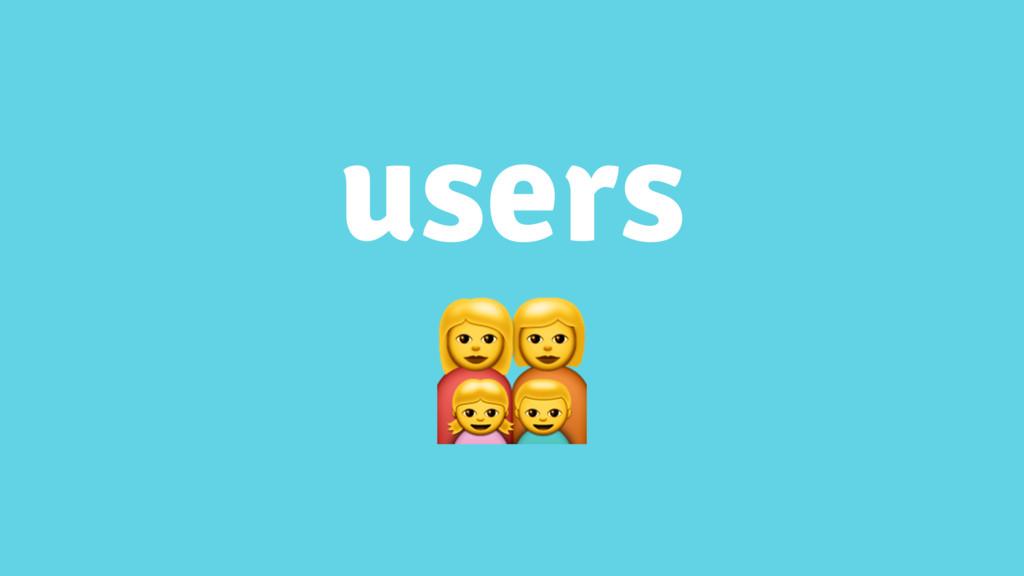users !
