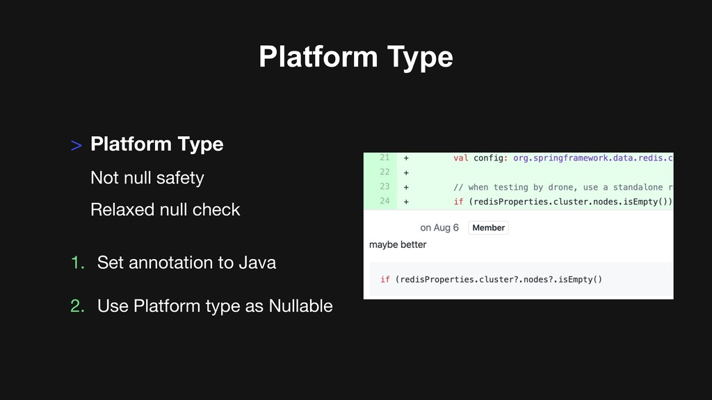 Platform Type > Platform Type Not null safety R...