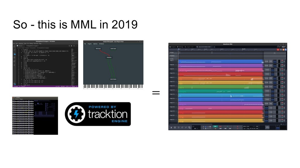 So - this is MML in 2019 =