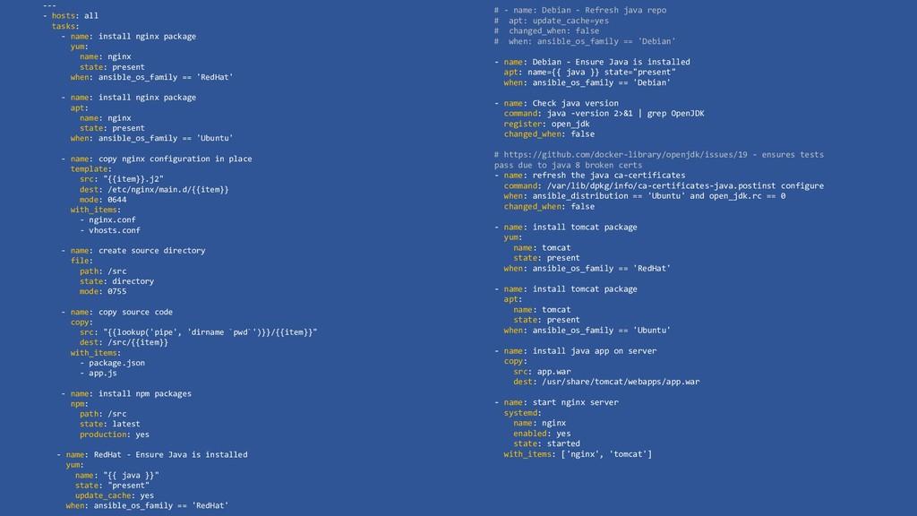 --- - hosts: all tasks: - name: install nginx p...