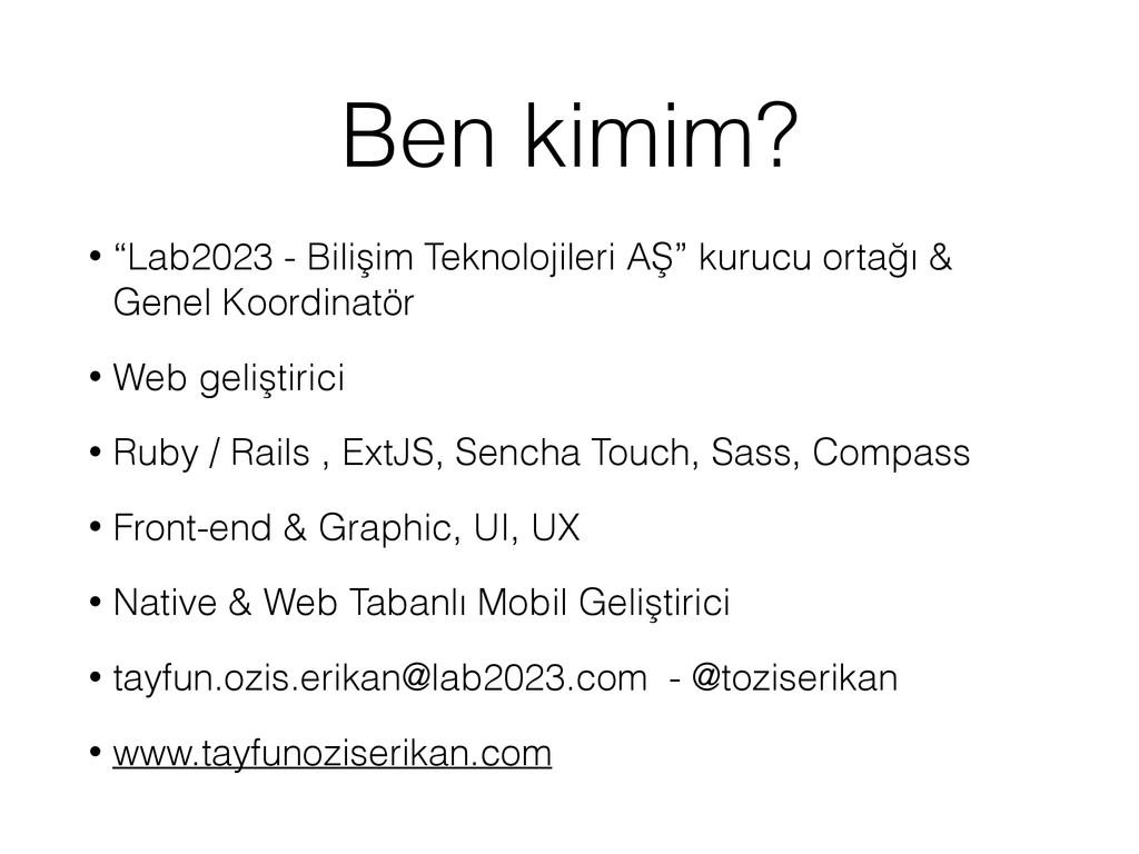 """Ben kimim? • """"Lab2023 - Bilişim Teknolojileri A..."""