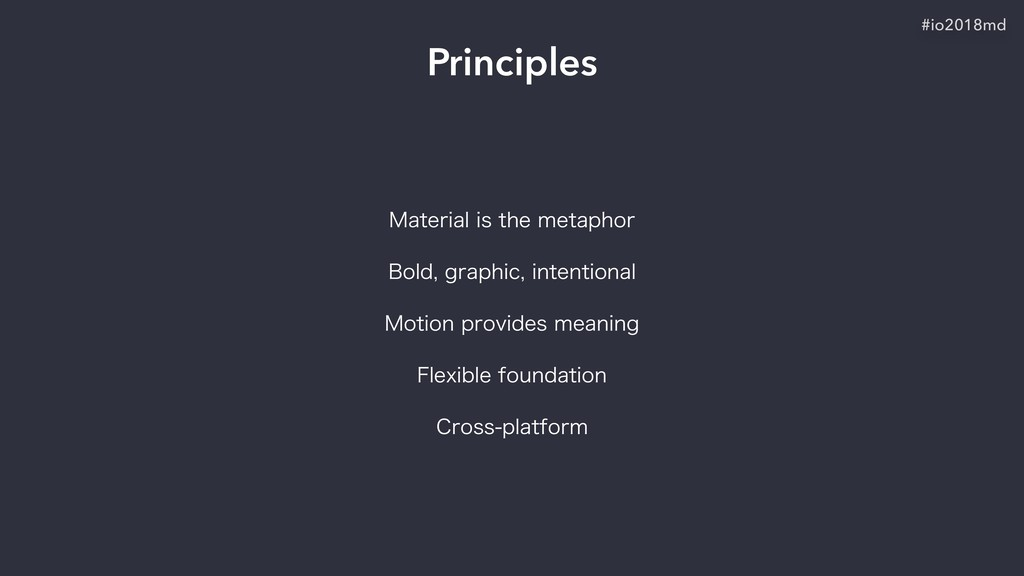 Principles .BUFSJBMJTUIFNFUBQIPS #PMEHSBQ...