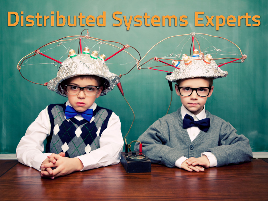 Distributed Systems Experts