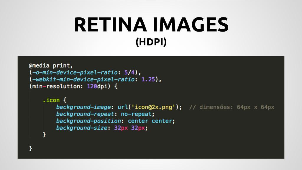 RETINA IMAGES (HDPI)
