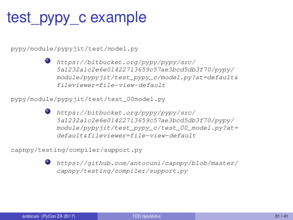 test_pypy_c example pypy/module/pypyjit/test/mo...