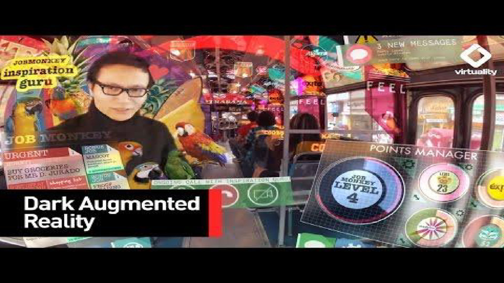 Hyper-Reality AR demo video