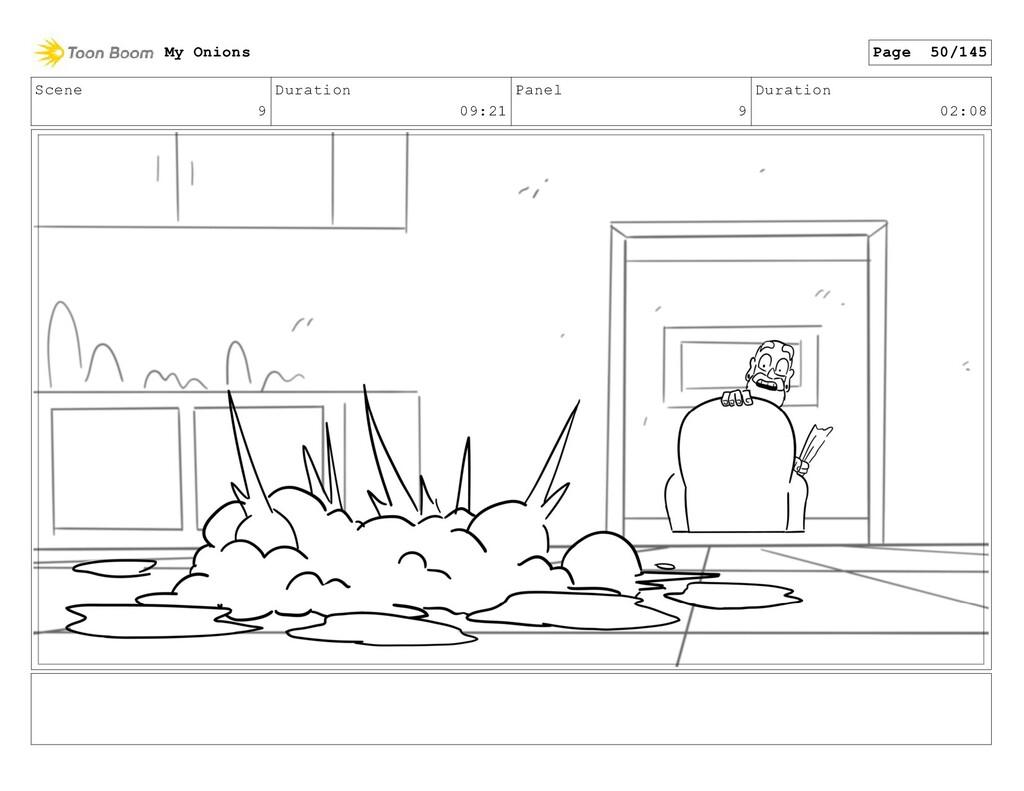 Scene 9 Duration 09:21 Panel 9 Duration 02:08 M...