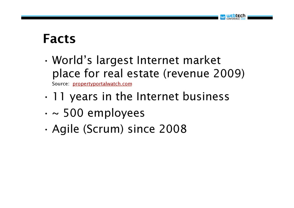 Facts •World's largest Internet market place f...