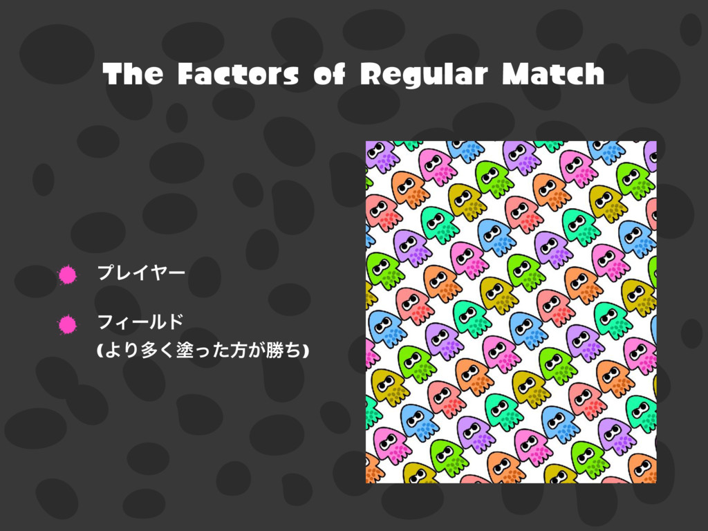 The Factors of Regular Match ϓϨΠϠʔ ϑΟʔϧυ (ΑΓଟ͘...