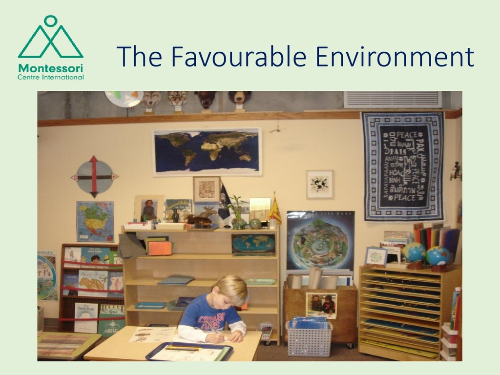 The Favourable Environment