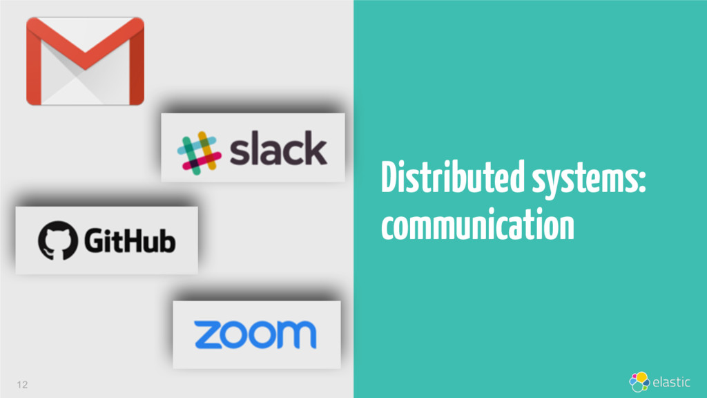 ‹#› Distributed systems: communication 12