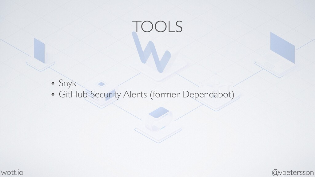 TOOLS Snyk GitHub Security Alerts (former Depen...