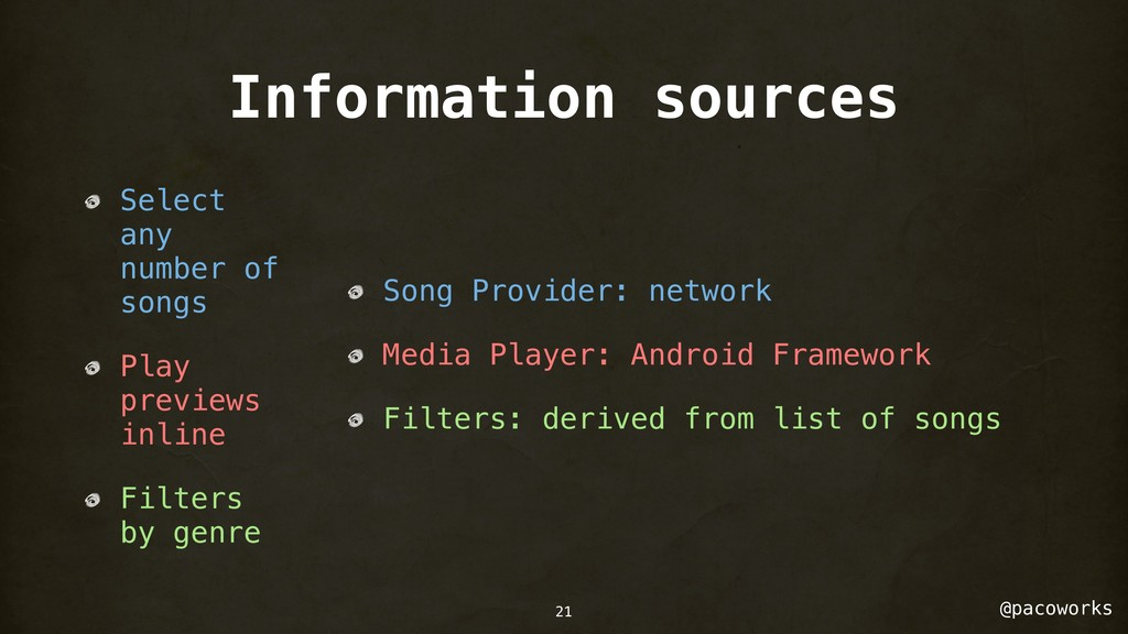 @pacoworks Information sources Select any numbe...