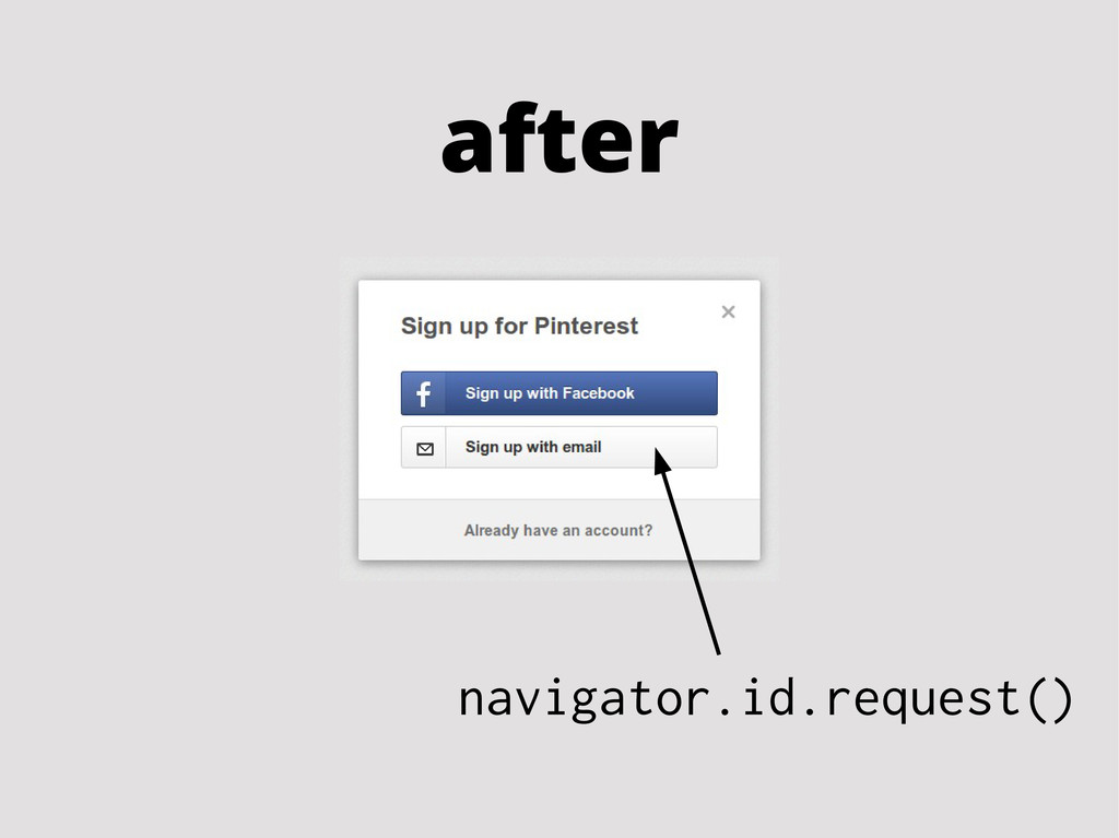 after navigator.id.request()