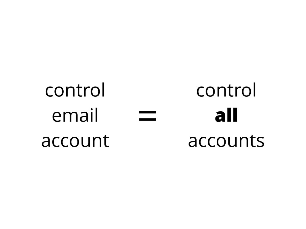 control email account control all accounts =