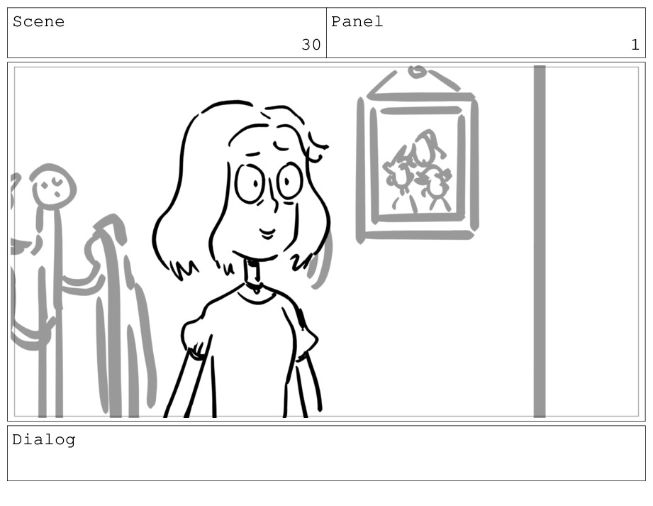 Scene 30 Panel 1 Dialog