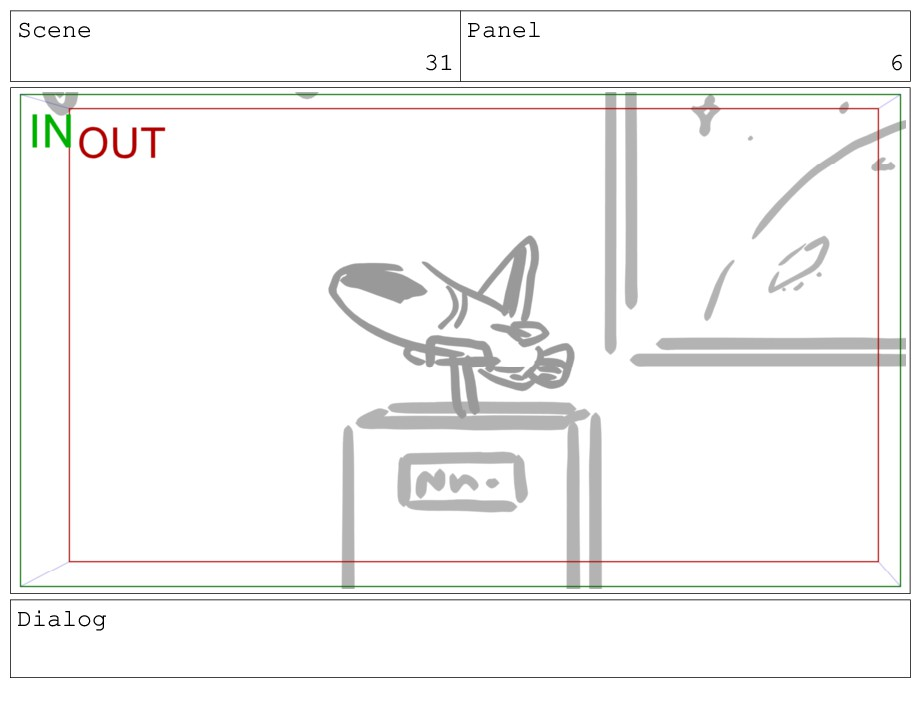 Scene 31 Panel 6 Dialog