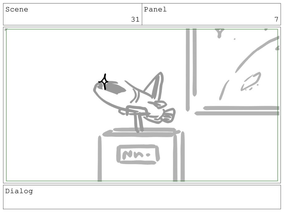 Scene 31 Panel 7 Dialog
