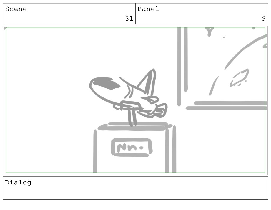 Scene 31 Panel 9 Dialog