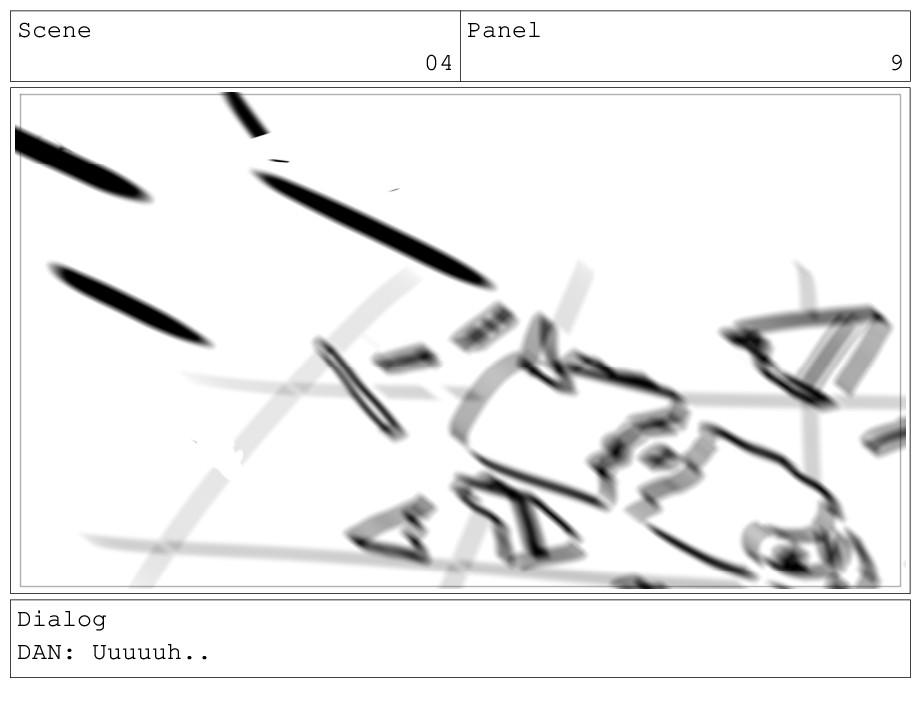 Scene 04 Panel 9 Dialog DAN: Uuuuuh..