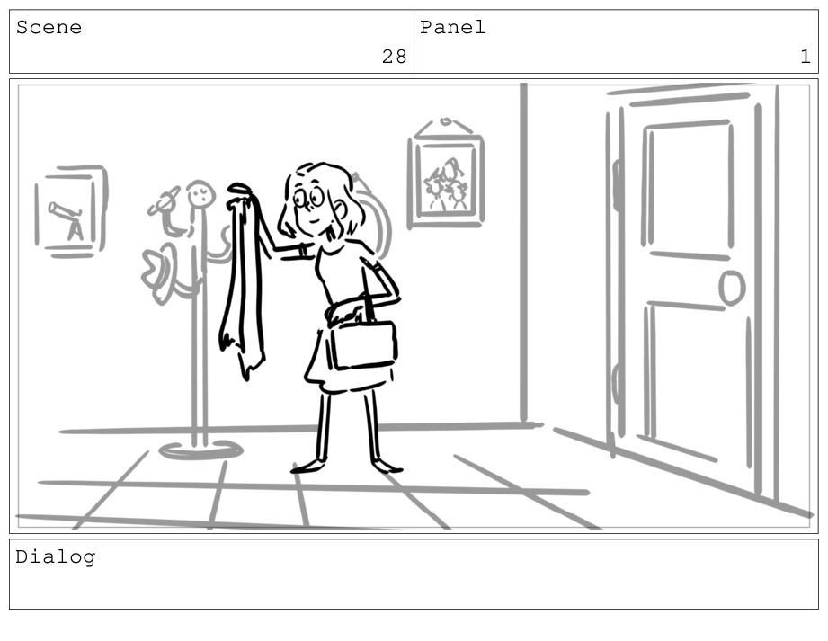 Scene 28 Panel 1 Dialog