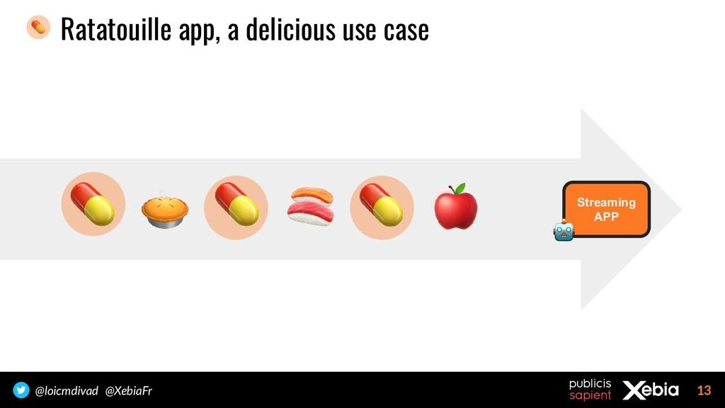 13 @loicmdivad @XebiaFr Ratatouille app, a deli...