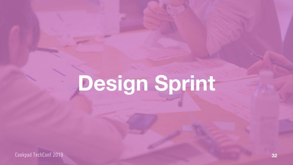 Design Sprint 32