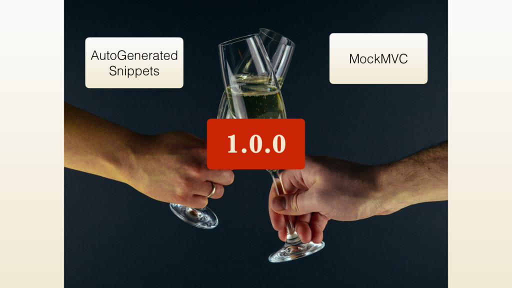 1.0.0 MockMVC AutoGenerated Snippets