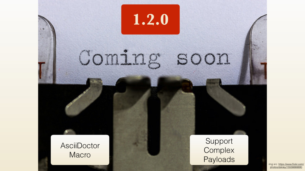 AsciiDoctor Macro Support Complex Payloads img ...