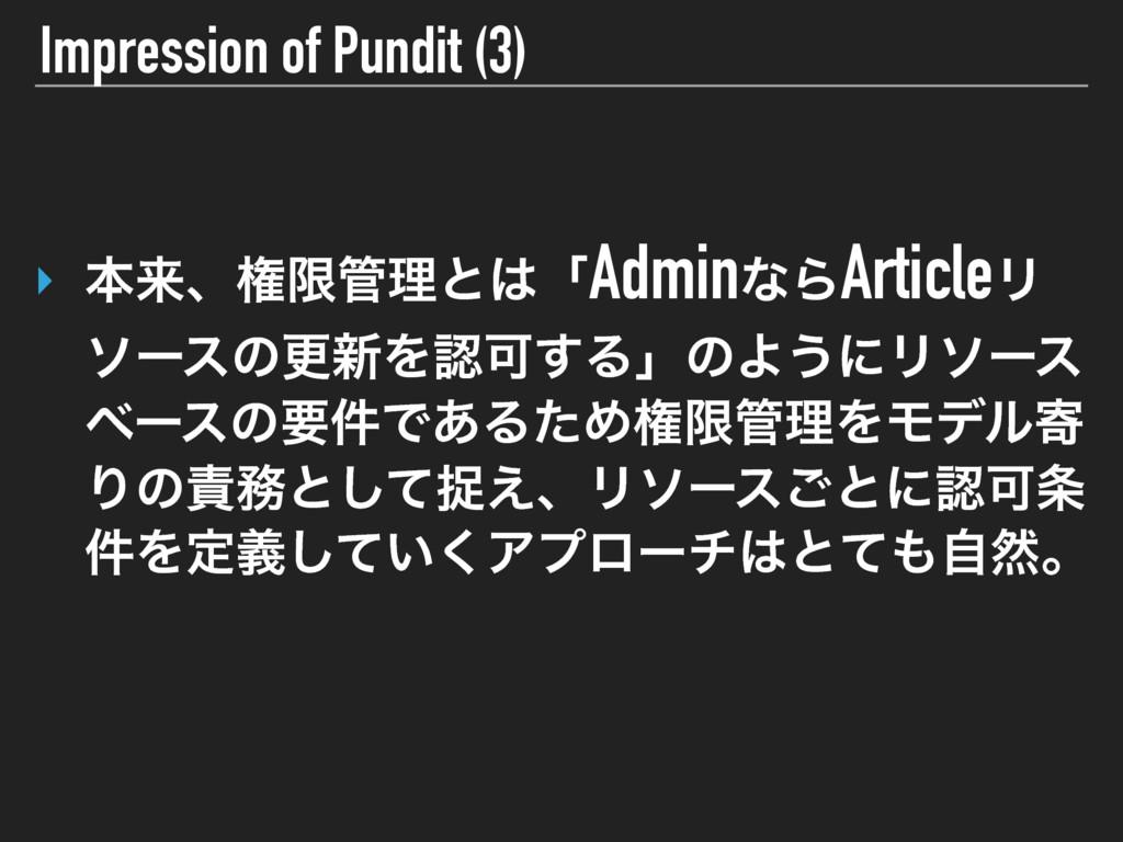 Impression of Pundit (3) ‣ ຊདྷɺݖݶཧͱʮAdminͳΒArt...