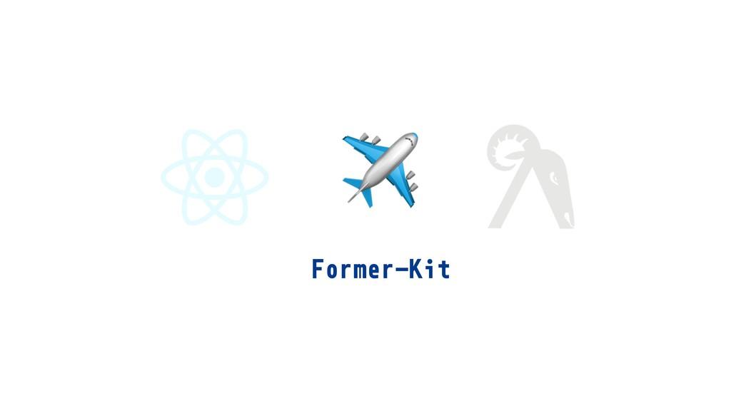 Former-Kit ✈
