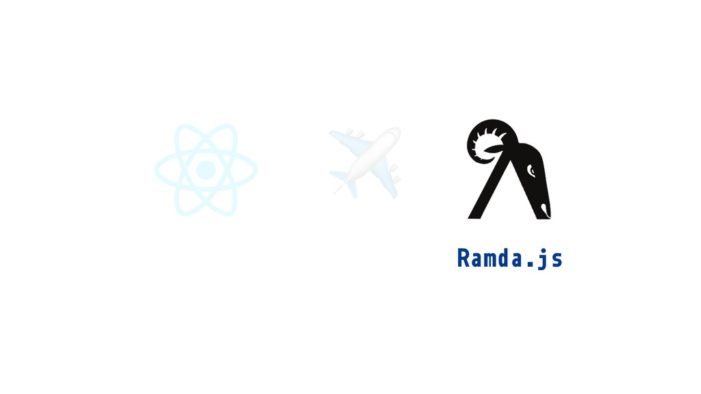 Ramda.js ✈