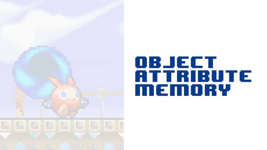Object Attribute Memory