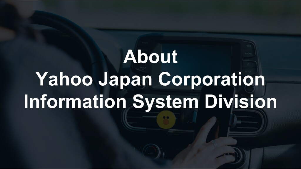 About Yahoo Japan Corporation Information Syste...
